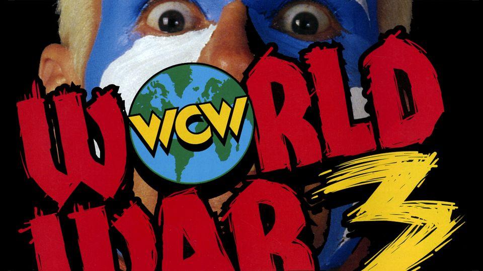 A Ras De Lona #284: WCW World War 3 (1995)