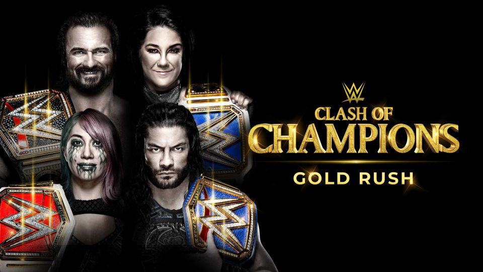 A Ras De Lona #290: WWE Clash of Champions 2020