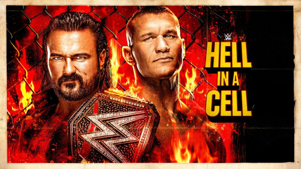 A Ras De Lona #293: WWE Hell in a Cell 2020