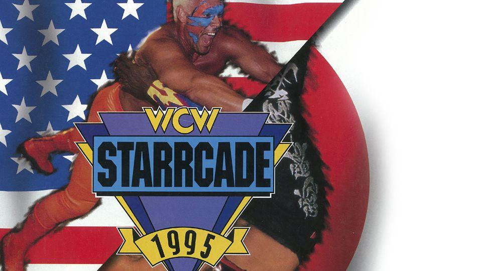 A Ras De Lona #292: WCW Starrcade 1995