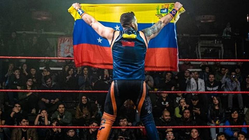 Off Topic 13/11/20: Viviendo la lucha libre en Venezuela (con Axel Ochoa)