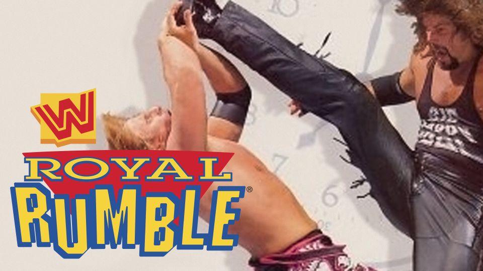A Ras De Lona #296: WWF Royal Rumble 1996