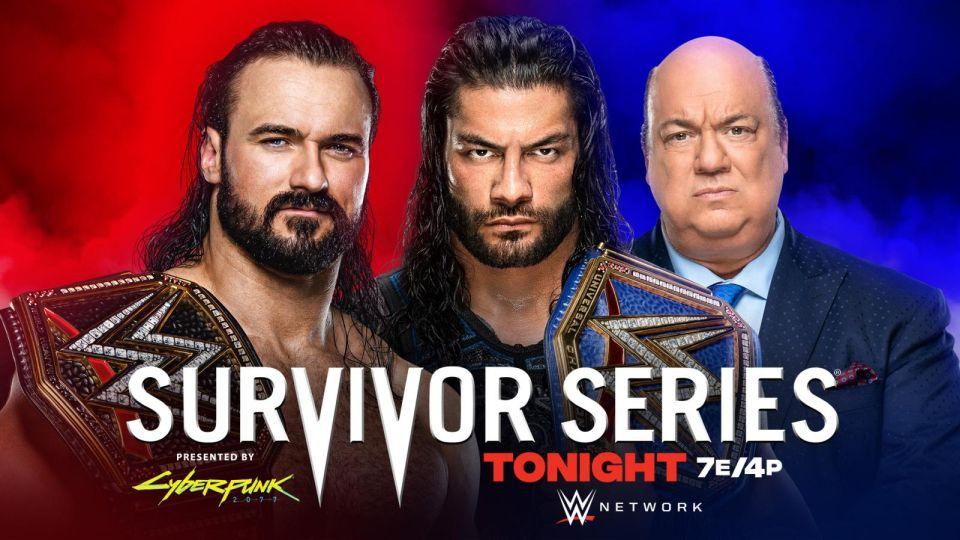 A Ras De Lona #297: WWE Survivor Series 2020