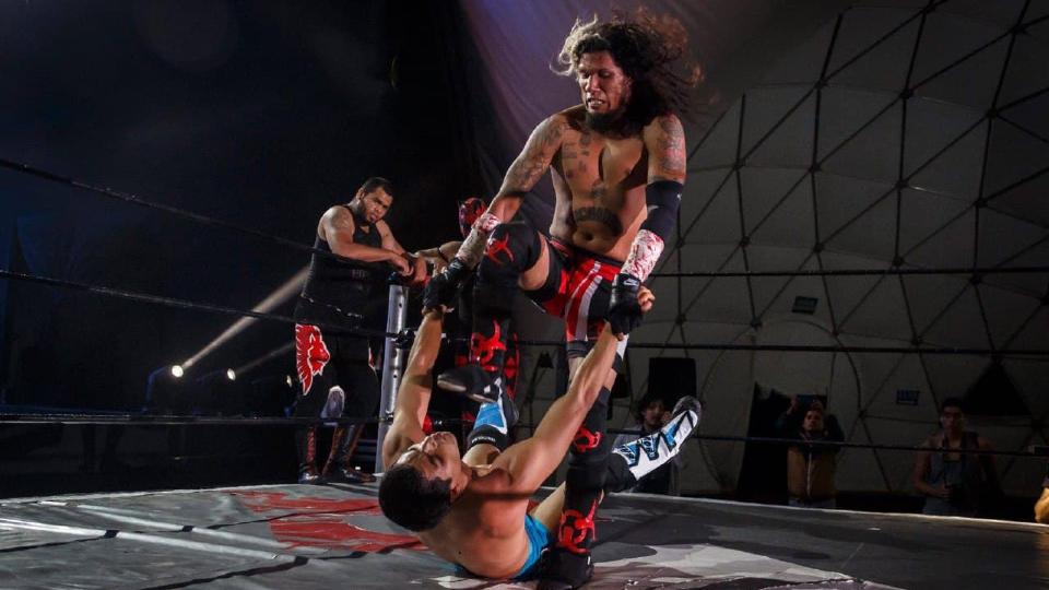 Off Topic 25/12/20: Viviendo la lucha libre en Perú (con Carlos «Killer» Paucarpura)