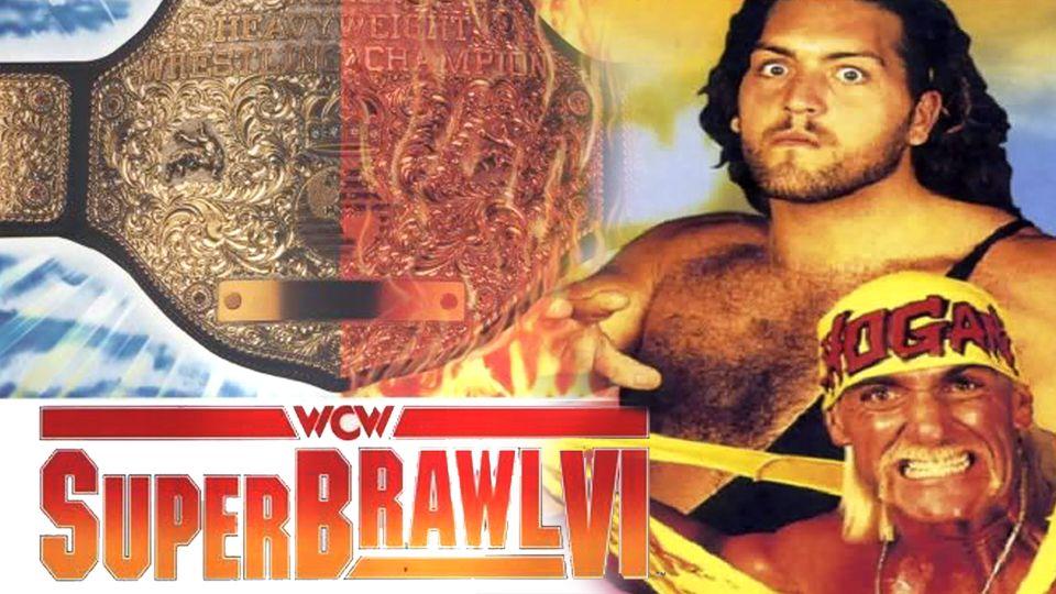A Ras De Lona #299: WCW SuperBrawl VI (1996)