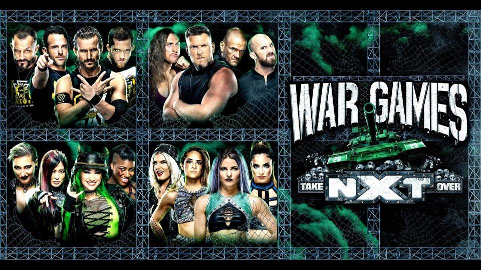 A Ras De Lona #298: NXT TakeOver WarGames 2020