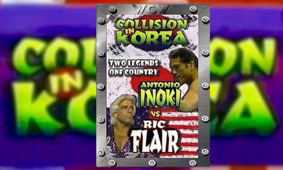 A Ras De Lona #307: WCW/NJPW Collision in Korea