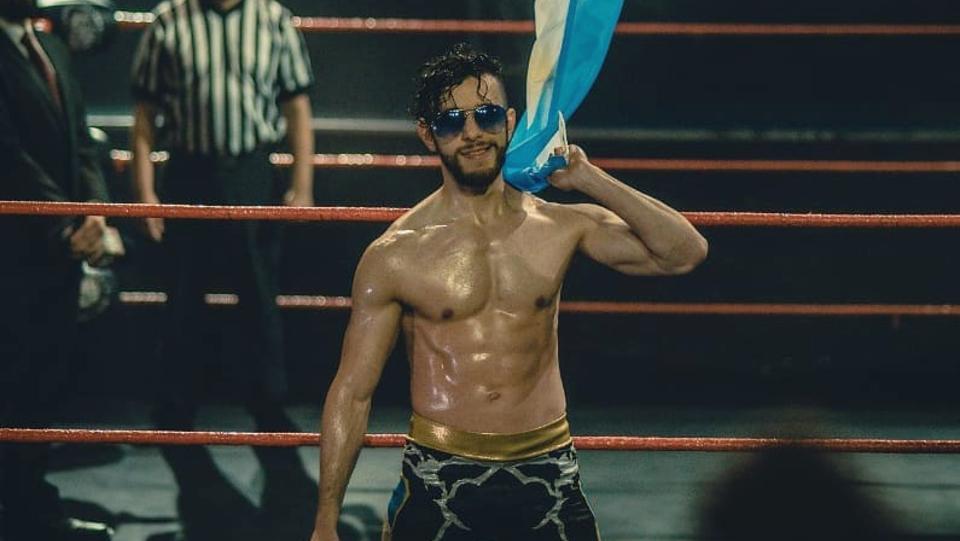 Off Topic 15/01/21: Viviendo la lucha libre en Argentina (con Herco Wisky)
