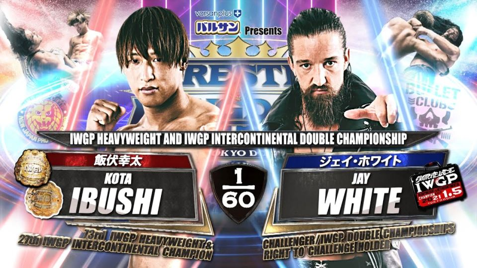 A Ras De Lona #306: NJPW Wrestle Kingdom 15