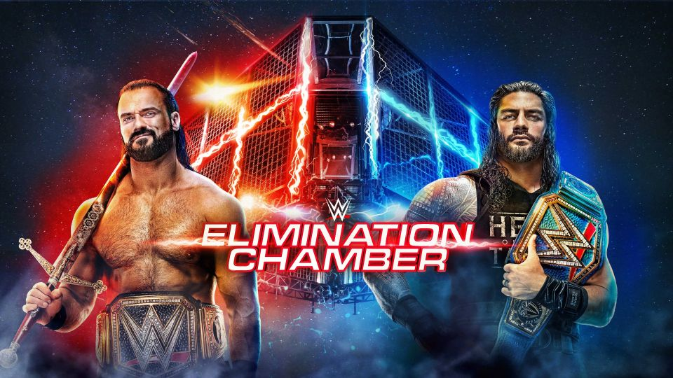 A Ras De Lona #312: WWE Elimination Chamber 2021