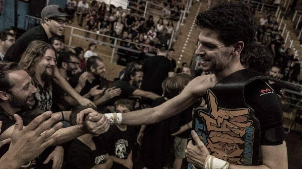 Off Topic 26/02/21: Viviendo la lucha libre en España (con IssI)