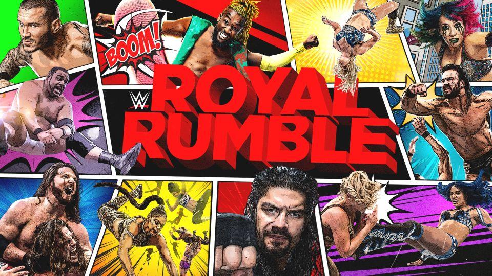 A Ras De Lona #309: WWE Royal Rumble 2021