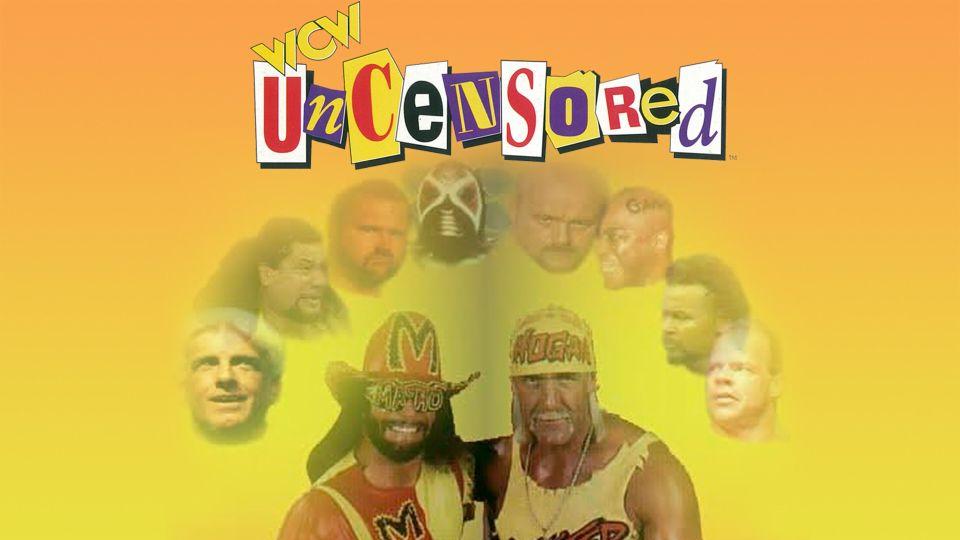 A Ras De Lona #310: WCW Uncensored 1996