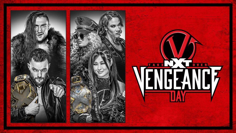 A Ras De Lona #311: NXT TakeOver Vengeance Day