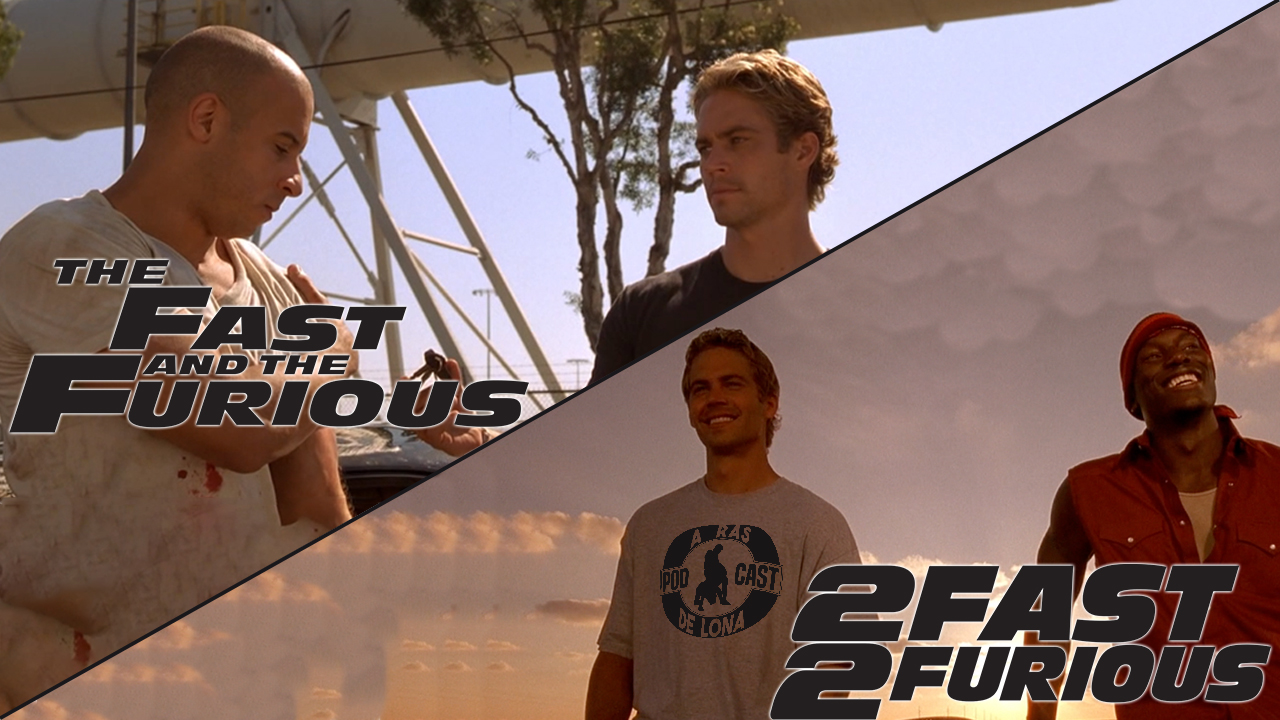 Off Topic 08/03/21: The Fast and the Furious y 2 Fast 2 Furious