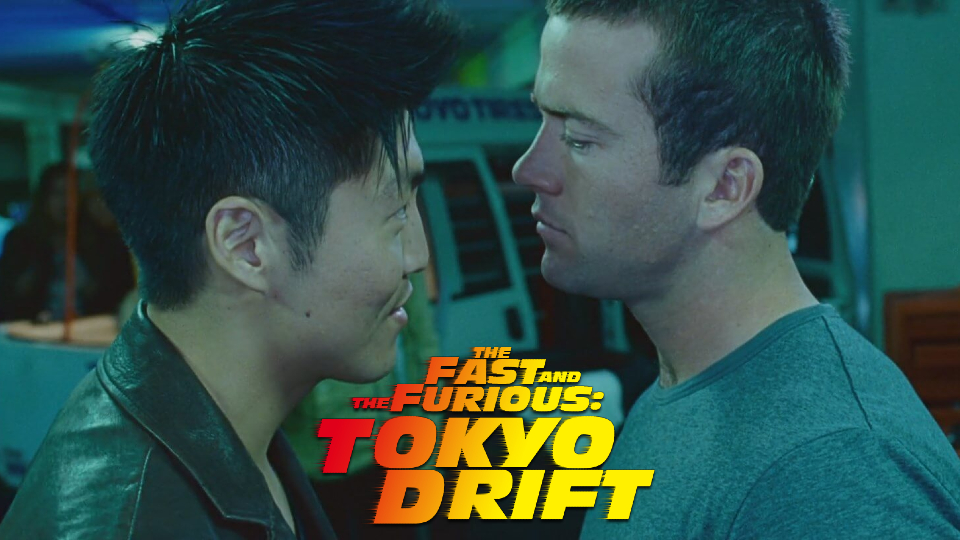 Off Topic 19/03/21: The Fast and the Furious: Tokyo Drift (2006)