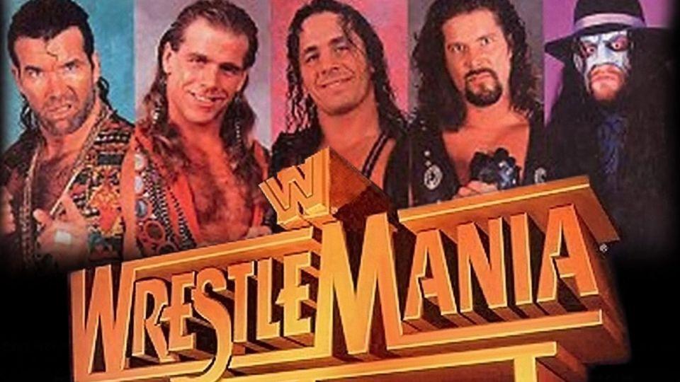 A Ras De Lona #313: WWF WrestleMania 12