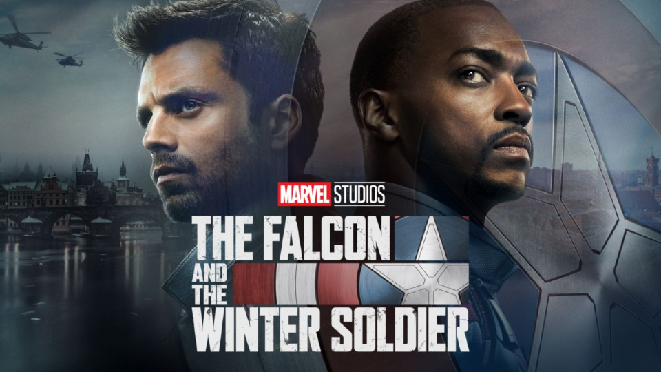 Off Topic 30/04/21: The Falcon and the Winter Soldier
