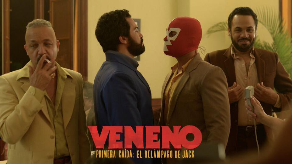Off Topic 16/04/21: Veneno: Primera Caída, El Relámpago de Jack (2018)