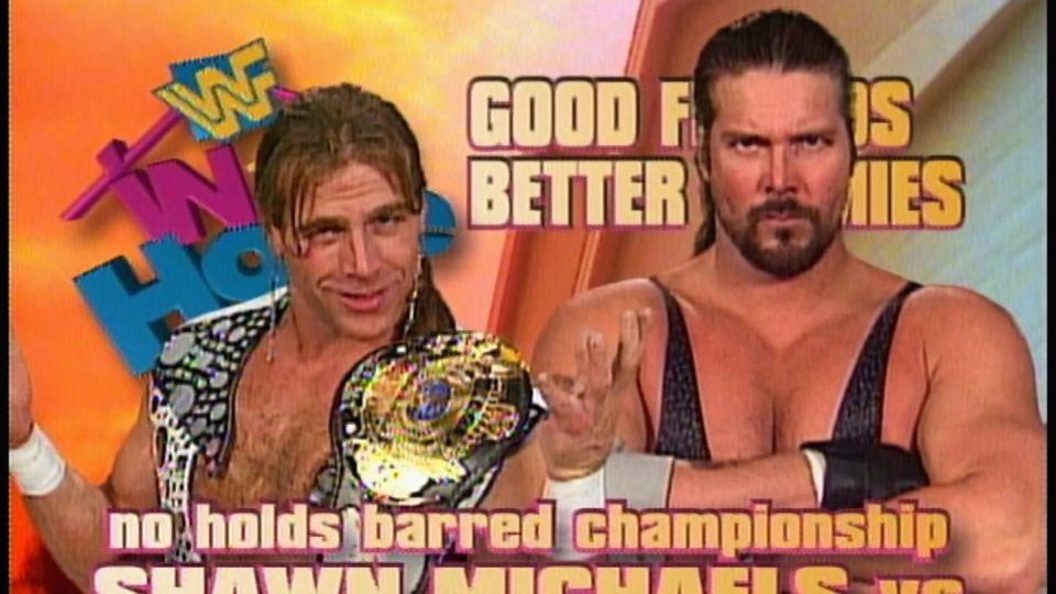 A Ras De Lona #317: WWF In Your House – Good Friends, Better Enemies