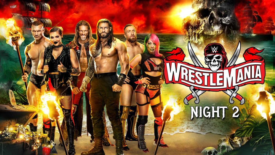 A Ras De Lona #318 (2/2): WWE WrestleMania 37 (Noche 2)
