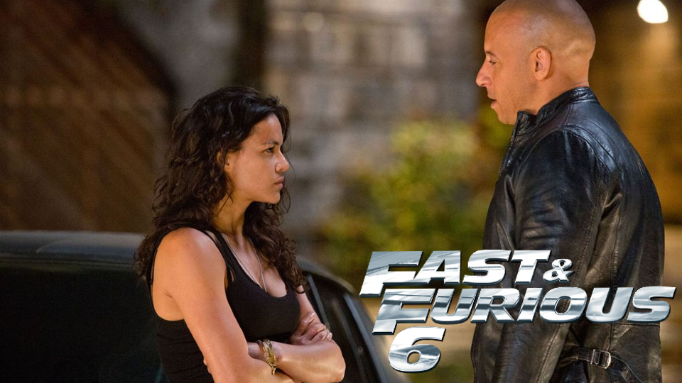 Off Topic 28/05/21: Fast & Furious 6 (2013)