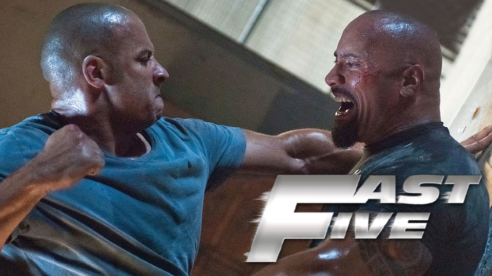 Off Topic 14/05/21: Fast Five (2011)