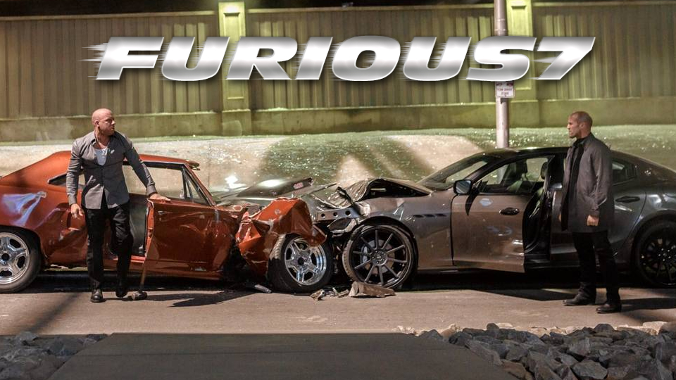 Off Topic 11/06/21: Furious 7 (2015)