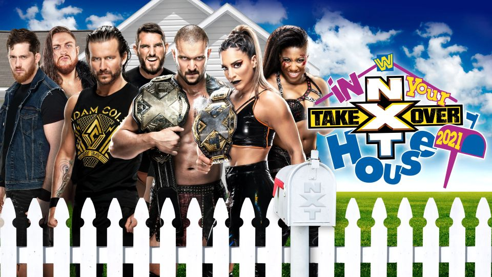 A Ras De Lona #324: NXT TakeOver In Your House 2021