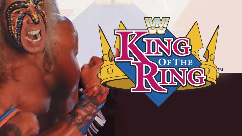 A Ras De Lona #326: WWF King of the Ring 1996
