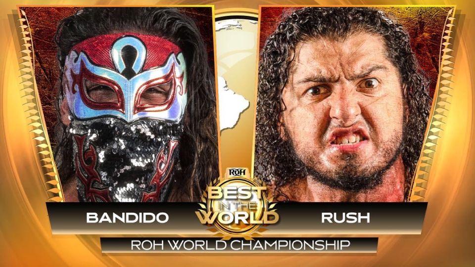 A Ras De Lona #329: ROH Best in the World 2021