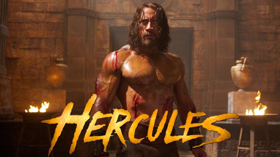 Off Topic: 23/07/21: El Hercules (2014) de The Rock