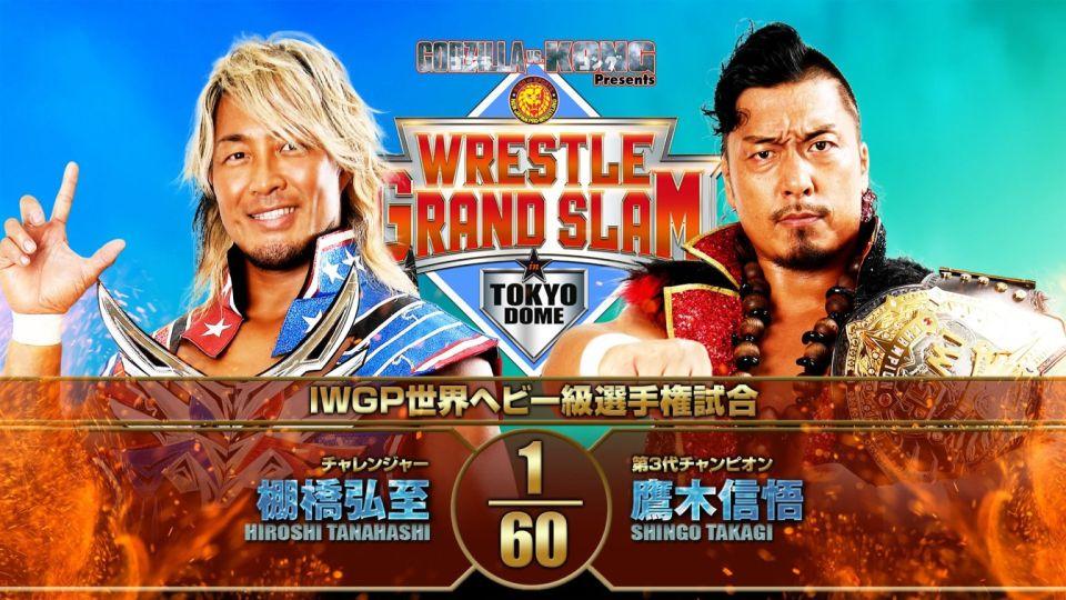 A Ras De Lona #332: NJPW Wrestle Grand Slam in Tokyo Dome