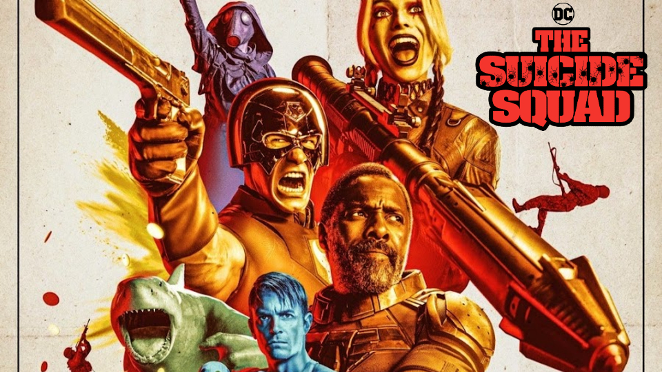 Off Topic 20/08/21: The Suicide Squad (2021)