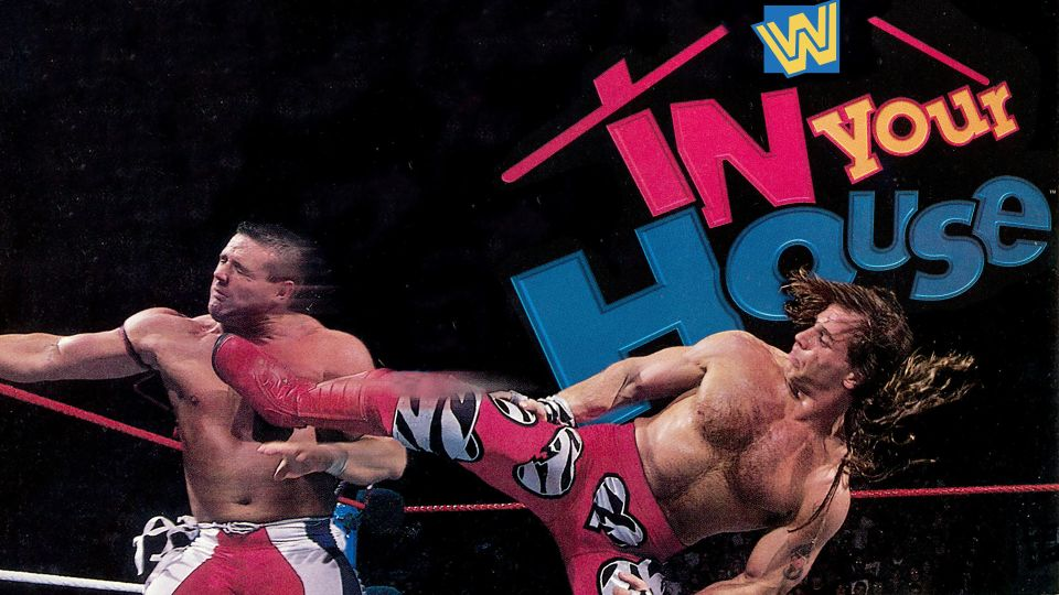 A Ras De Lona #333: WWF In Your House – International Incident