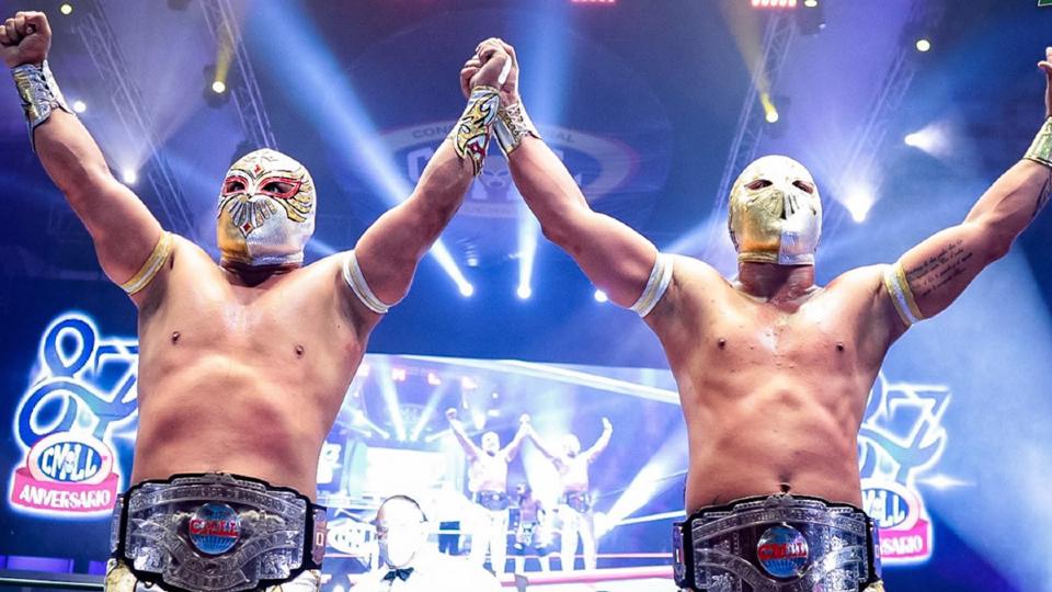 Off Topic 27/08/21: CMLL y la balada de Místico y Carístico