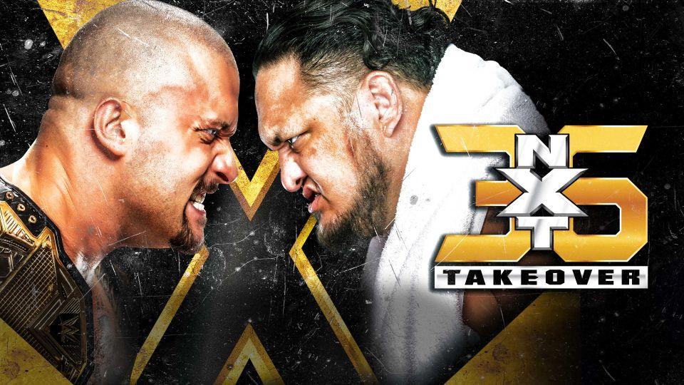 A Ras De Lona #335: NXT TakeOver 36