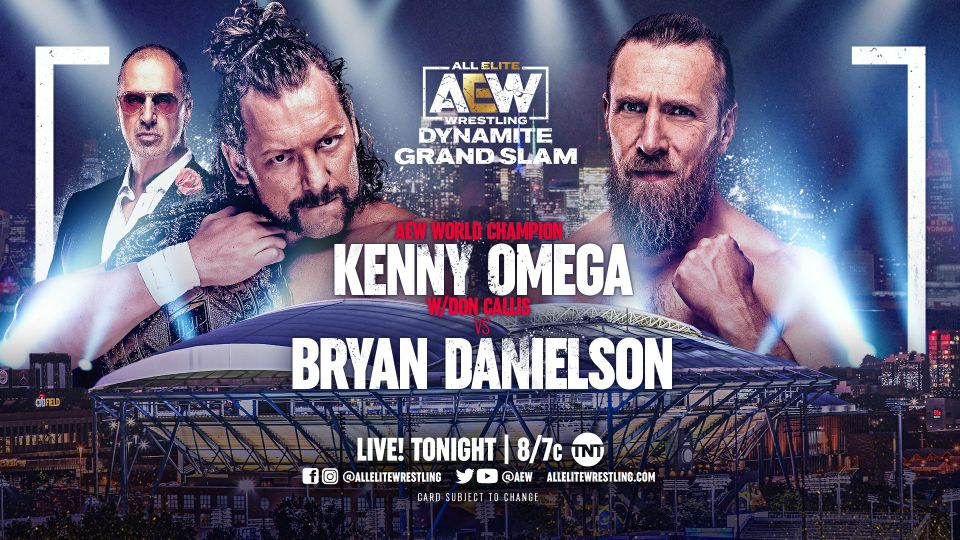 Florida Vice 22/09/21: AEW Dynamite Grand Slam