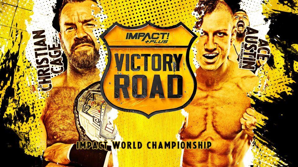 A Ras De Lona #340: IW Victory Road 2021